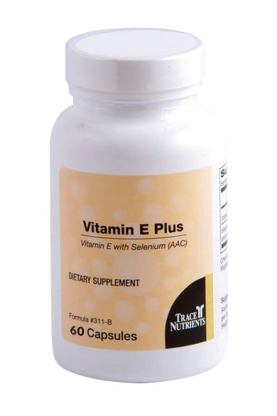 Vitamin E Plus (60 Caps)