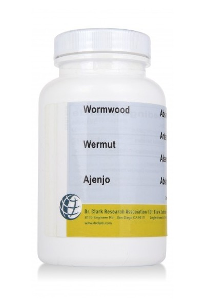 Wormwood 365mg (100 Capsules)