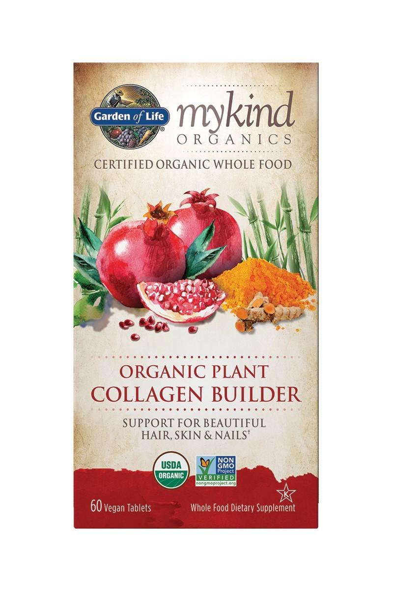 mykind Organics Collagen Builder (60 tabs)