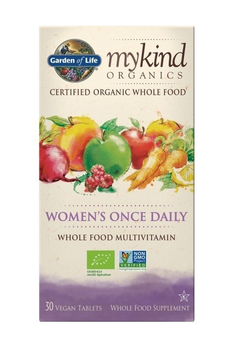 mykind Organics Womens Once Daily Multi (30 Tablets)