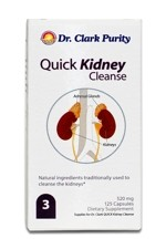 3. Dr Clark Quick Kidney Cleanse (125)