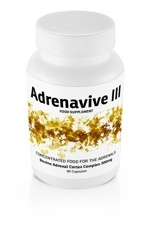 Adrenavive III Adrenal Cortex Complex 300mg (90 caps)