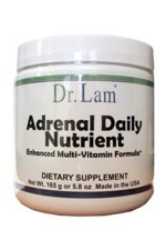 Dr Lam Adrenal Daily Nutrient 165g
