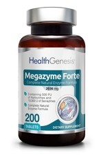 Megazyme Forte Plus (200 tablets)