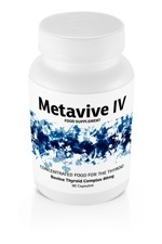 Metavive IV Bovine Thyroid Complex 80mg (90 caps)