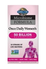 Microbiome Formula Once Daily Women's (30 Capsules)