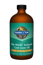 Olde World Icelandic Cod Liver Oil (236ml)