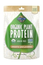 Organic Plant Protein Smooth Unflavoured (236g)