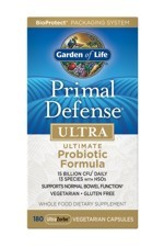 Primal Defense® ULTRA Probiotic (180 Caps)