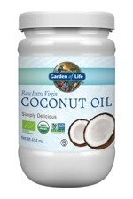 RAW Extra Virgin Organic Coconut Oil (414ml)