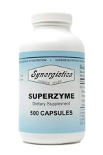 Superzyme 500mg (500 Capsules)