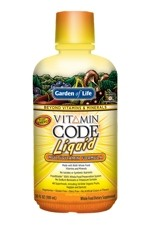 Vitamin Code® Liquid Orange Mango (900ml)