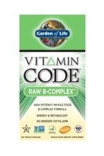 Vitamin Code® RAW B Complex (120 Caps)