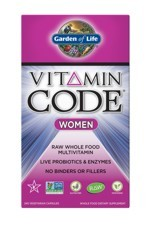 Vitamin Code® Womens Multivitamin (240)