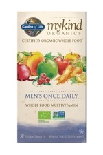 mykind Organics Mens Once Daily (30 Tabs)